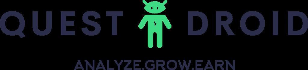 Quest Droid Logo Horizontal